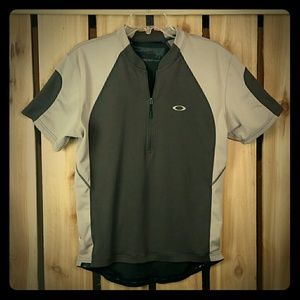 Oakley Bike/Cycling Short Sleeve Shirt